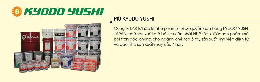 Mỡ kyodo yushi